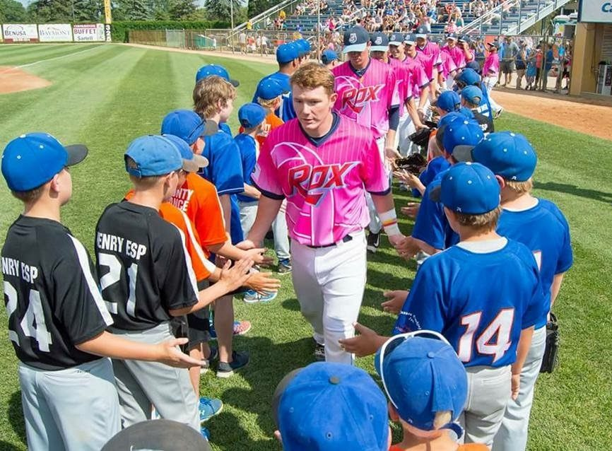 Foley Youth Baseball Rox