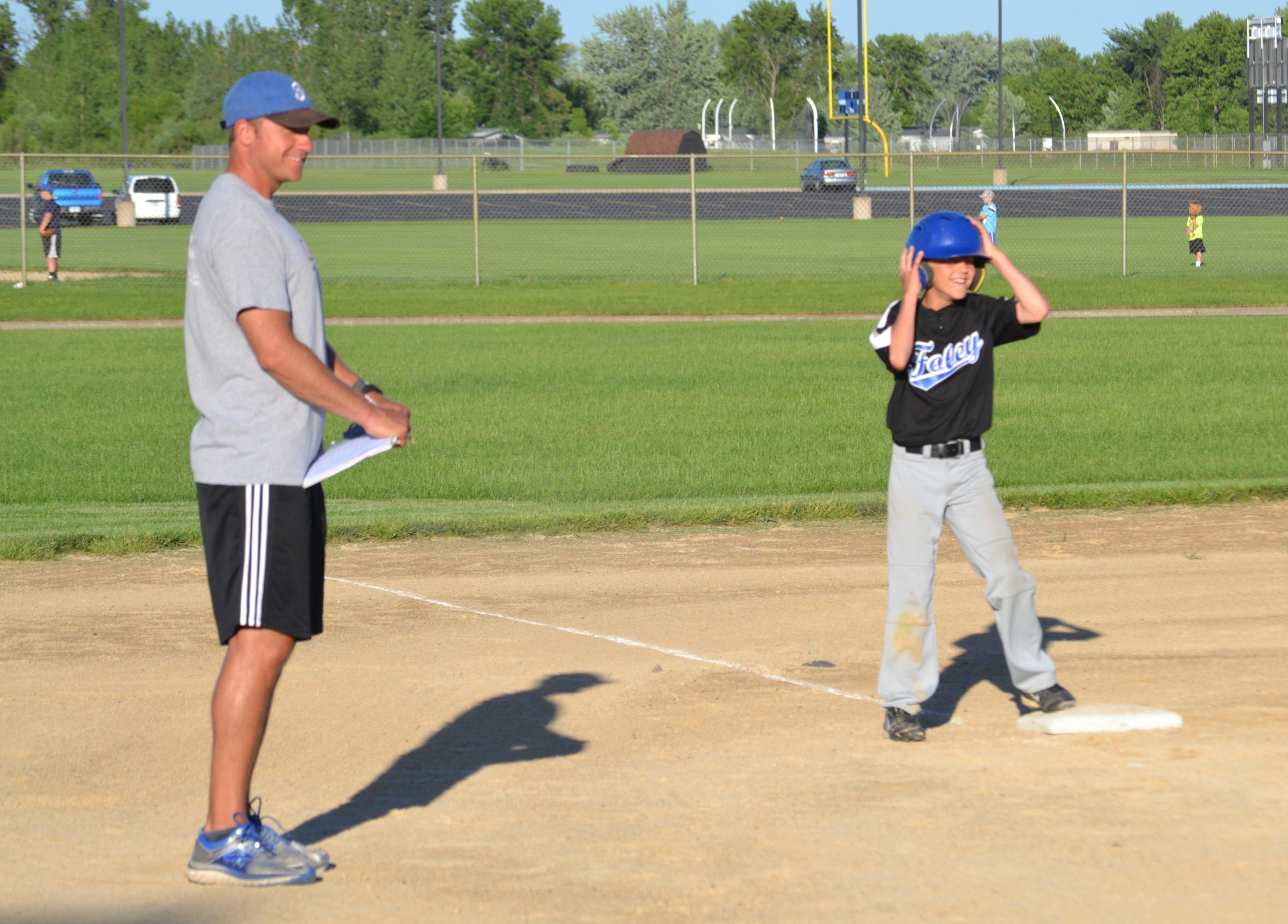 Foley Youth Baseball Coaches